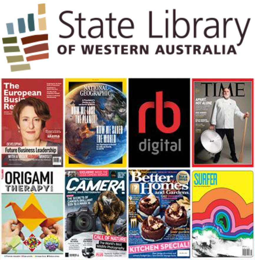 Join State Library of WA